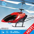 fxd fd1112 m6 pequeno helicóptero de controle remoto para a venda