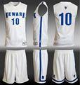 diseño personalizado uniformes del baloncesto