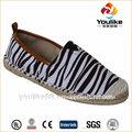 hangzhou yl8508 colorido baratos de mujer alpargata zapatos