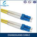 pc lc dúplex om2 cable de fibra parche