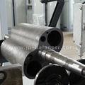 Máquina de pruebas de equilibrio de la bomba de vacío