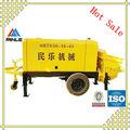 Pequeña bomba de concreto portátil a la venta (HBTS30-10-45)