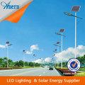 Doble 2014 armas 2pcs*180w pv módulo de iluminación de calle solar sistema de precio