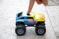 Popular 1/24 hummer rc coche jeep