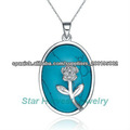 Christmas 2013 hot gifts for girls charming TURQUOISE pendant necklace