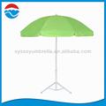 200cm*8k cor verde sombrinha de praia