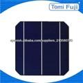 156x156mm, 3BB, célula solar monocristalino