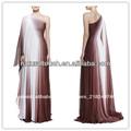 Uno- hombro vestidos ombre, diseñador de una pieza de vestir( ylq03294)