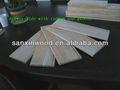 tablero de cajón de madera de paulownia