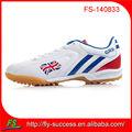 La formación de los zapatos de fútbol, fútbol de césped zapatos, la formación de los zapatos de fútbol