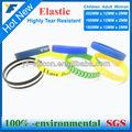 pulsera de silicona personalizadas / pulsera para la promoción