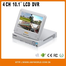 Dvr, h. 264 red dvr stand- solo 4ch dvr