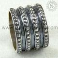 925 joyería de plata/hermoso anillo de plata/indio joyería de plata