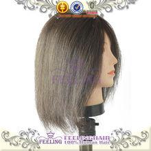 cabelo humano peruca cheia do laço perucas femininas display modelo de cabeça de manequim