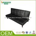 2 asientos sofá cama/sofá de la tela cama/muebles