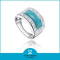 joyería de plata turco de estambul el gran bazar anillos