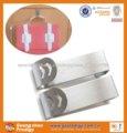 De metal sobre la puerta de ganchos/más gancho de puerta de rack/sobre la puerta de gancho para la ropa