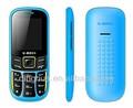 Móvil barato hecho en China S001 OEM teléfono MTK solo SIM cuádruple banda móvil