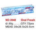 oem de pasta de dientes