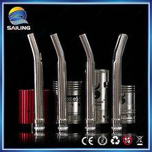 De vela actober original nuevos consejos de goteo de acero inoxidable de larga xl-25 goteo consejos