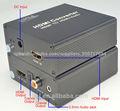 Convertidor de audio hdmi a hdmi+audio, convertidor hdmi con caja no lento
