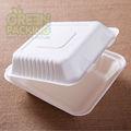 la caña de azúcar / bagazo alimentos recipiente de envasado
