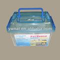 Ds-9812a casa de plástico pet