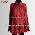 novos modelos de blusas da moda mangas compridas