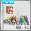 2013 best seller e cigarrillo atomizador GS H2 atomizador
