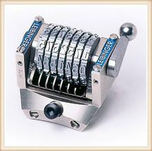 gto 7 dígitos de rotary numeración de la máquina para la máquina de impresión