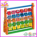 Niños populares juguetes de madera ábaco