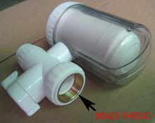 2013 Venta caliente Inicio purificador de agua con carcasa transparente y el mejor precio