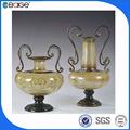 Crystal Flower Vase Hot Sell Antique Vase Cheap Tall Glass Vases