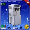Utiliza suave servir helado de la máquina/portátil máquina de hielo crema/carrito de helado con el ce para la venta