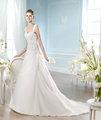 Famoso diseñador del vestido de boda de copia líbano venta caliente sexy vestidos de novia con piedras 2014