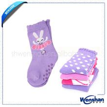 de lujo cómodo bebé calcetines
