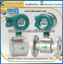 ADMAG AXR Medidores de flujo integral de dos hilos magnéticos