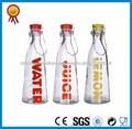 claro botellas de vidrio al por mayor