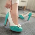 zapatos de la señora elegante tacones china cp6456 venta al por mayor