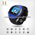 Mano reloj del teléfono móvil de modo dual GPS de seguimiento de reloj teléfono