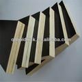 negro de encofrado de madera contrachapada bordo