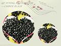 20% -50% de las bolsas de plástico que soplan masterbatch negro