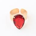 98107 indiano por atacado cristal jóias da coroa da rainha do anel