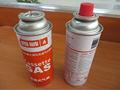 gas butano fabricante de latas vacías recta en Guangzhou