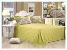 Cc11 100% mira de cama de algodón impreso conjunto
