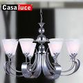 moda hermoso y candelabros de iluminaciones