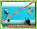 secuencial de dispositivo de compresión con las medias de compresión