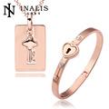 Collar de la joyería del oro 2014 de la moda y el precio de fábrica del brazalete- INALIS