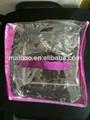 plástico transparente de pvc saco da praia do verão bolsa com zíper
