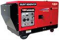 Honda powered generator